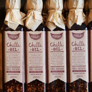 House of Dumplings Chili Oil